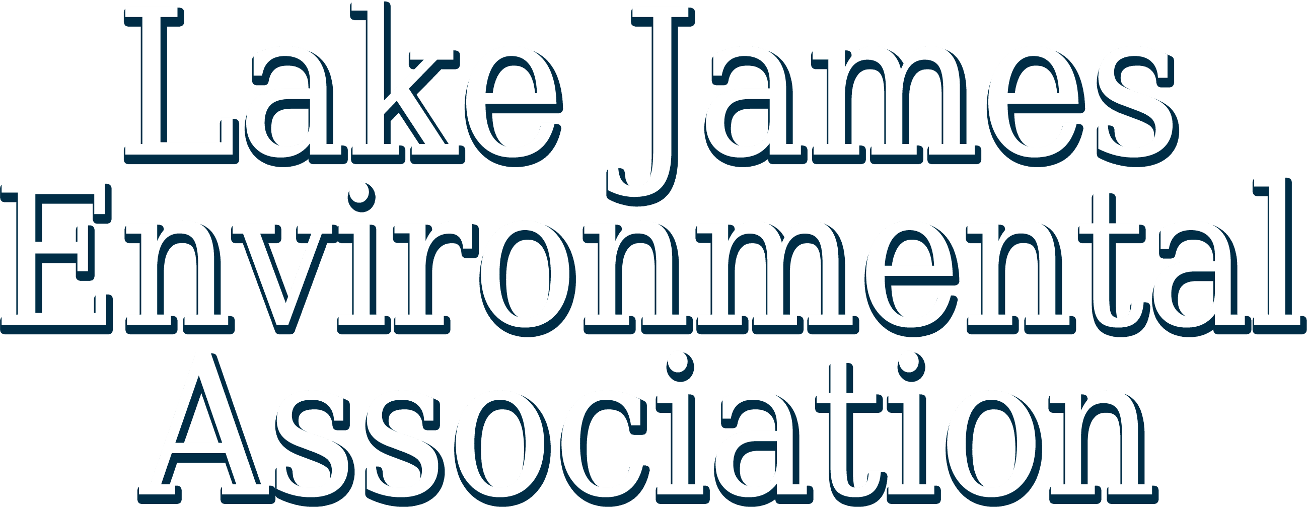 Lake James Environmental Association